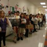 Banks Road Elementary, Mrs. Blackmon's 5th grade class