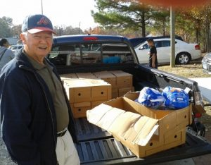 Donated Turkeys, November 2013